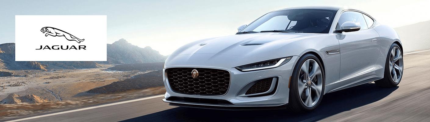 New Jaguar at Jake Kaplan's Jaguar