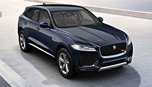 New Jaguar F-PACE S