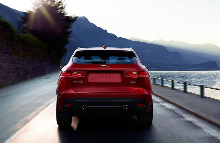 2017 Jaguar F-PACE vs. 2017 BMW X3