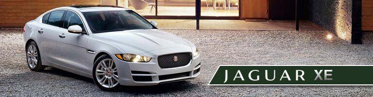 new jaguar xe at jake kaplan's jaguar