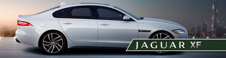 learn more about the Jaguar XF