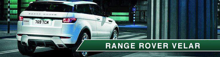 2017 Land Rover Range Rover Velar Warwick RI