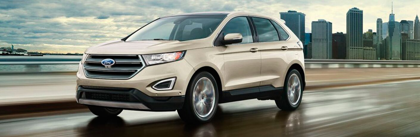 2017 Ford Edge near Atlanta, GA