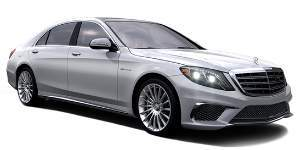 Large luxury sedans