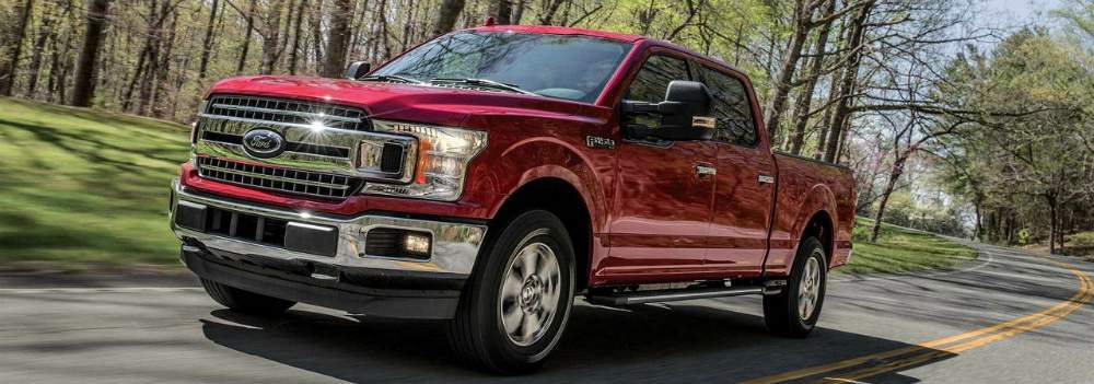 Used Ford trucks in Jersey City