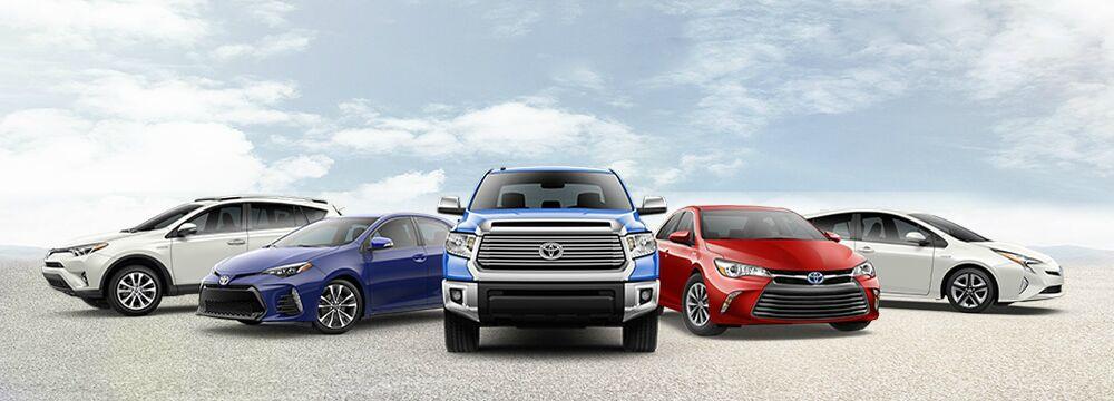 Used Toyota available near NY