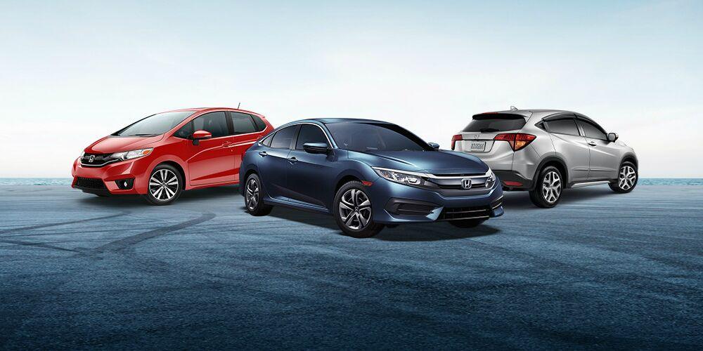 Honda Models In Jersey City