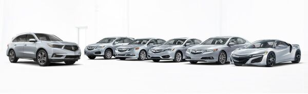 Used Acura selection in Jersey City