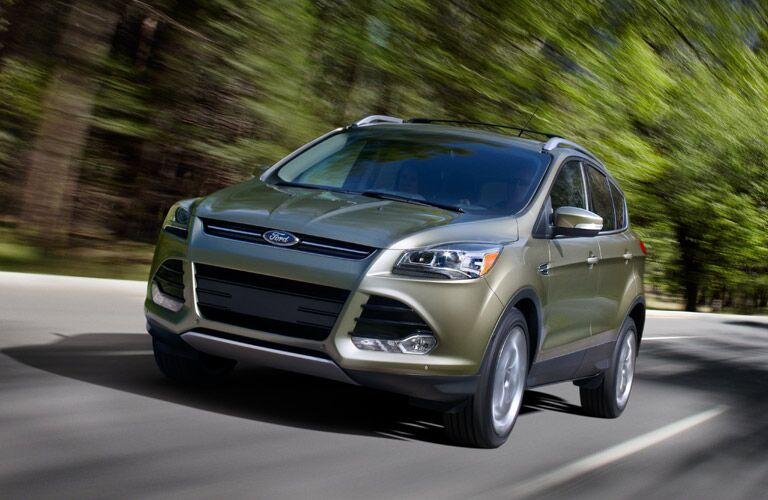 The 2013 Ford Escape is a Crossover Above the Rest