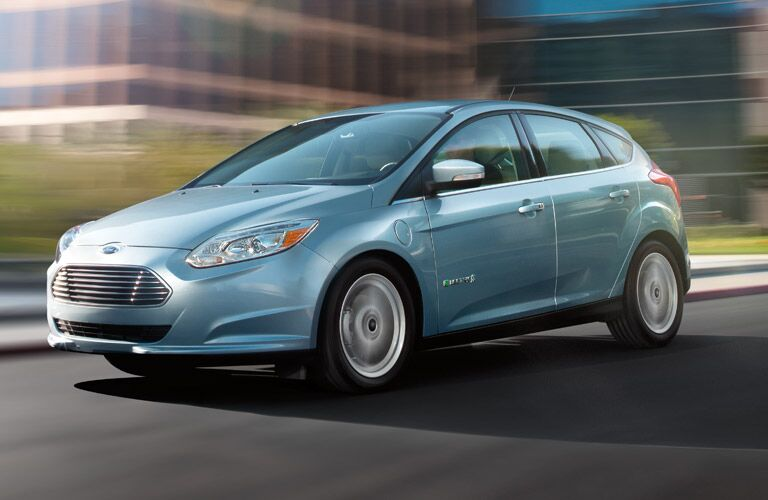 The 2013 Ford Focus is Fun and Efficient to Drive