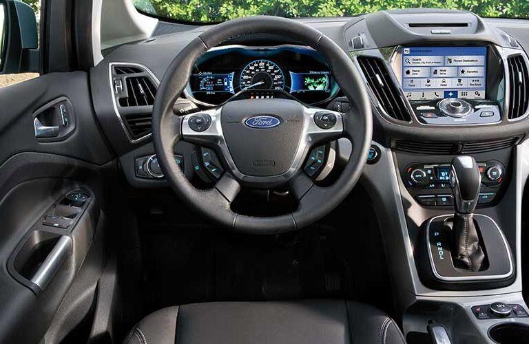 2016 Ford C-Max Interior