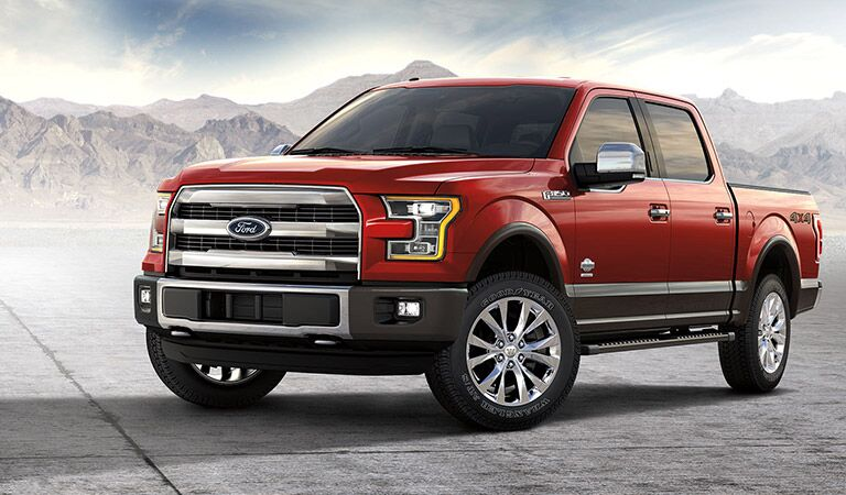 New Ford F-150 in Alexandria KY
