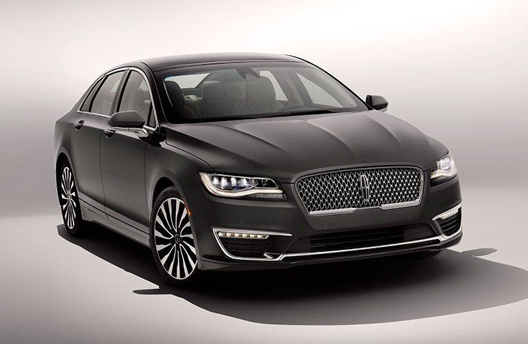 2017 Lincoln MKZ engine performance