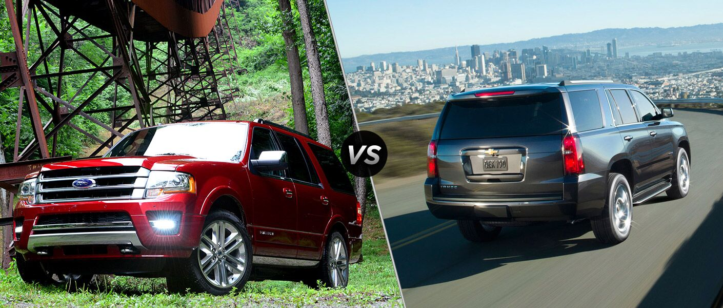 2015 ford expedition vs 2015 chevy tahoe. Black Bedroom Furniture Sets. Home Design Ideas