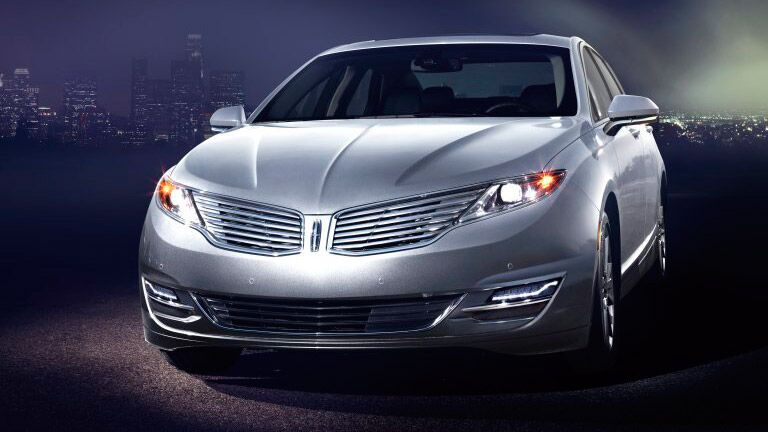 The LINCOLN MKZ