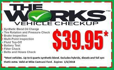 Car Coupons Alexandria Ky Mike Castrucci Ford Lincoln Of