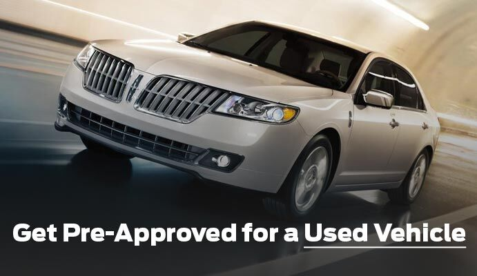 get approved for used vheicle