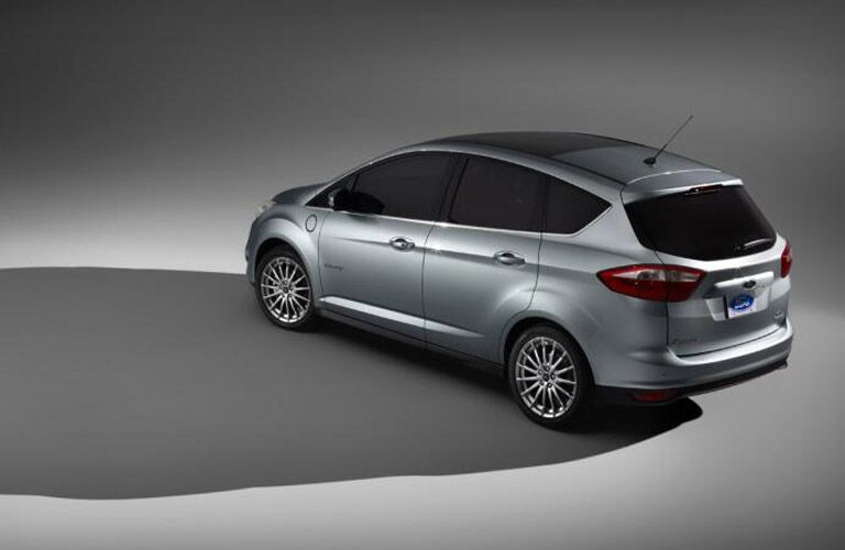 The new 2013 C-Max Energi maximizes technology