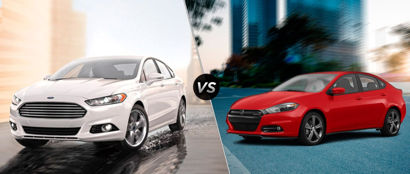 2015 ford fusion vs 2015 dodge dart. Black Bedroom Furniture Sets. Home Design Ideas