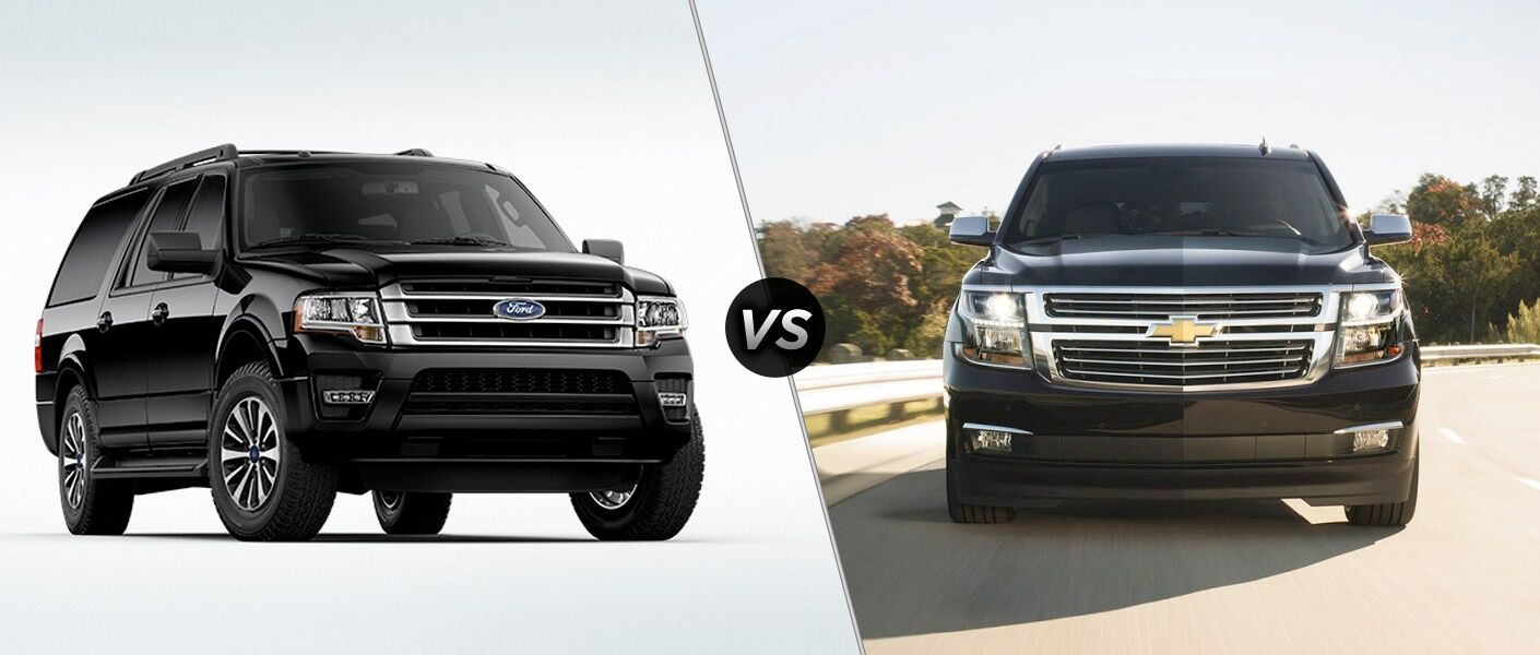 2016 ford expedition vs 2016 chevy suburban. Black Bedroom Furniture Sets. Home Design Ideas