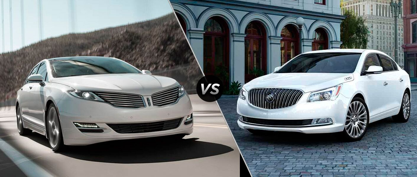2016 lincoln mkz vs 2016 buick lacrosse. Black Bedroom Furniture Sets. Home Design Ideas
