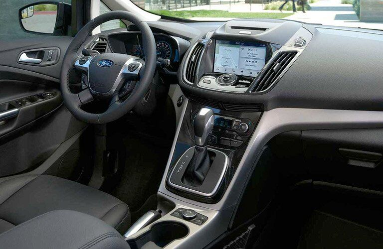 2017 Ford C-Max standard technology features