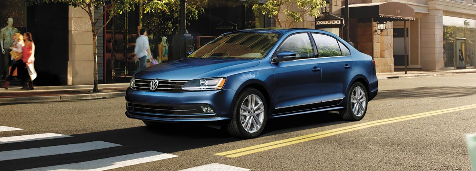 The Interior Of The 2017 Volkswagen Jetta Boasts First Class Features