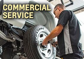 Stellar Commercial Service at Doan Family of Dealerships