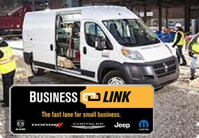 Business Link at Doan Family of Dealerships