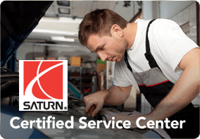 Saturn Certified Service Center