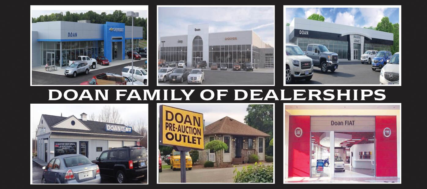 Contact Doan Family of Dealerships