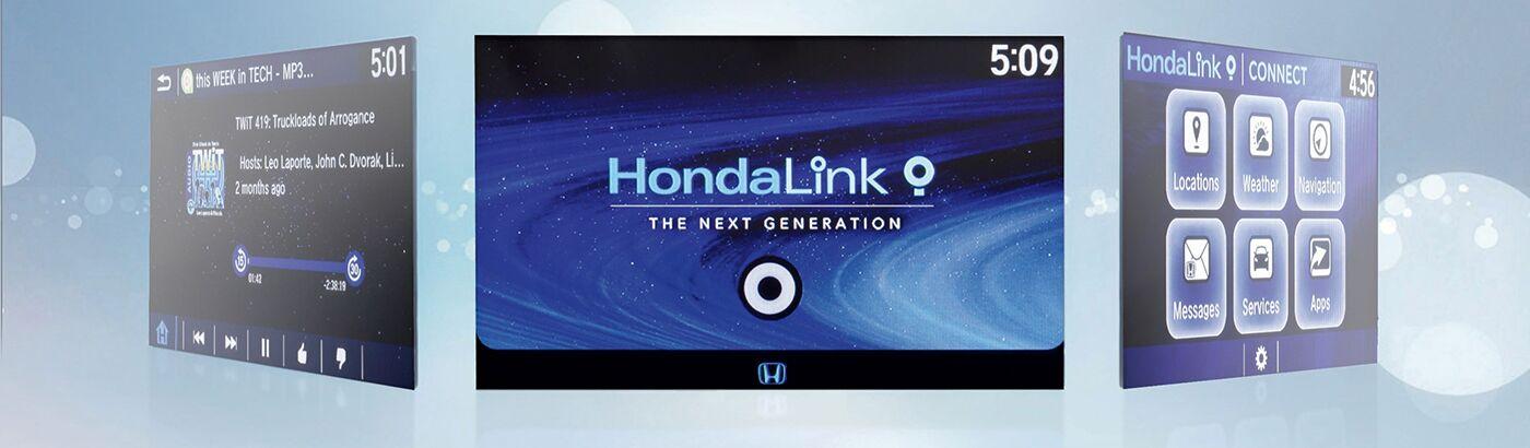 2017HondaAccord/HondaLink