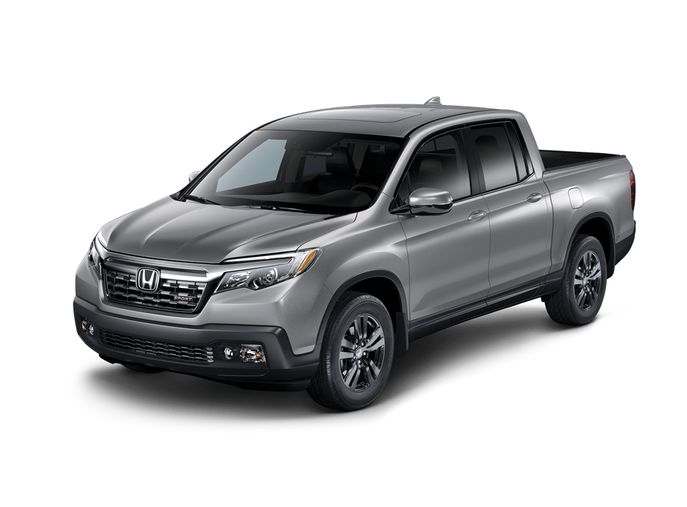 2017 Honda Ridgeline At Our Edmonton Honda Dealership | Alberta Honda