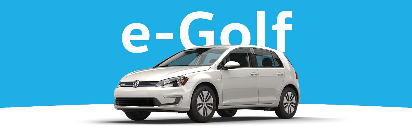 2016 VW e-Golf electric car Portland OR