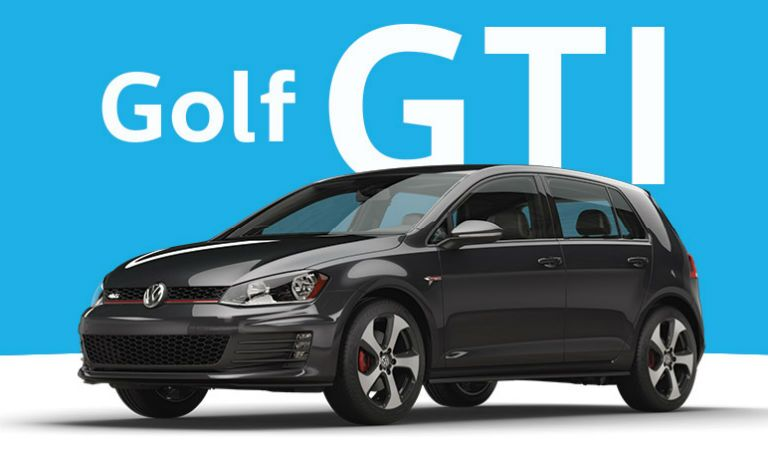 2016 VW Golf GTI hatchback Tigard OR Armstrong Volkswagen