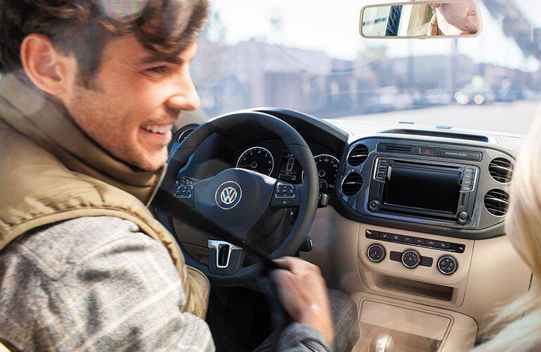 2016 VW Tiguan interior Portland OR
