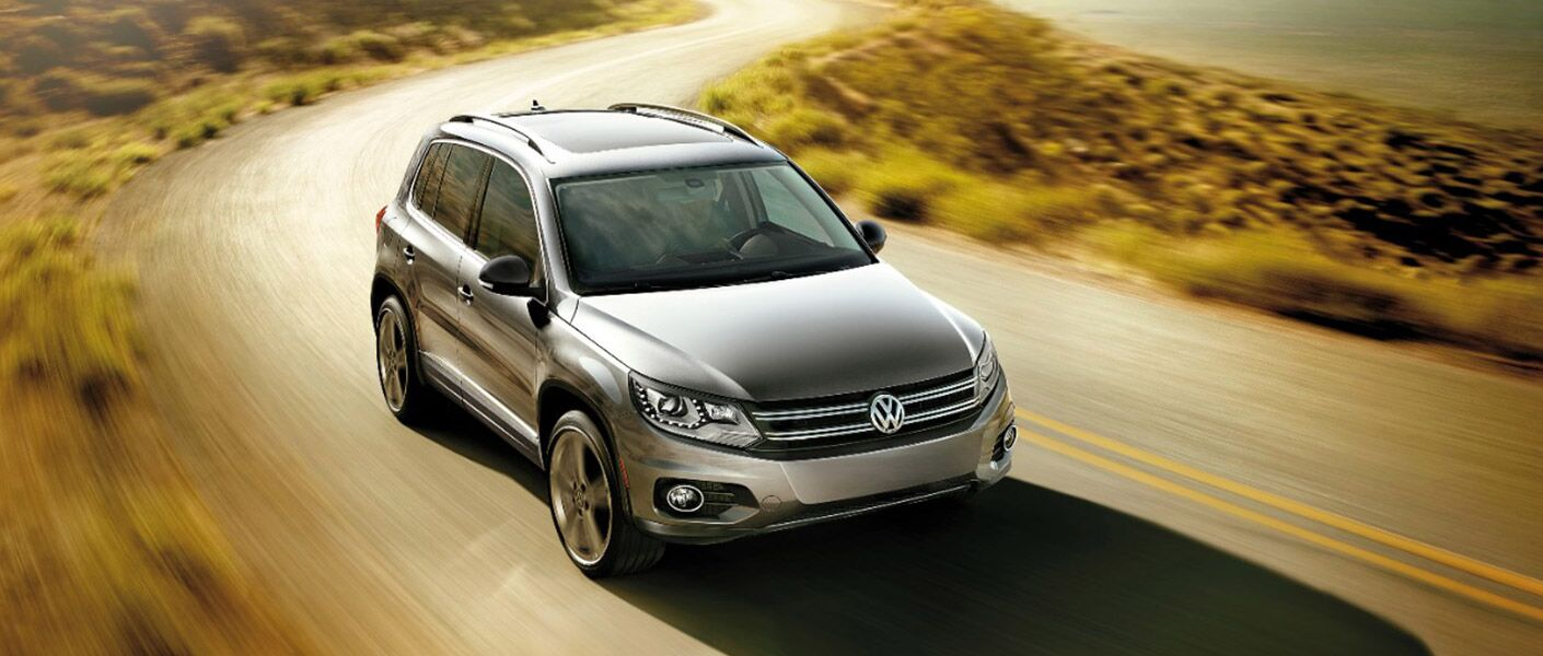 2017 VW Tiguan small SUV Portland OR
