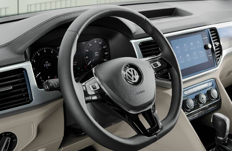 Reserve A 2018 Atlas Steering Wheel