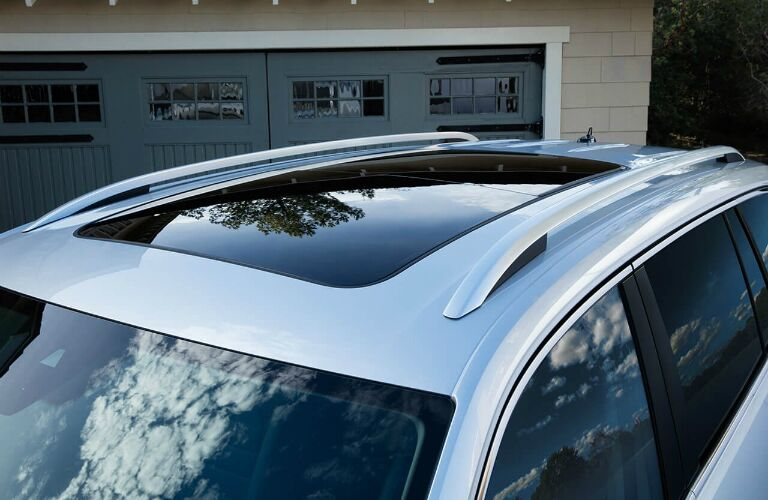 2018 Atlas Sunroof