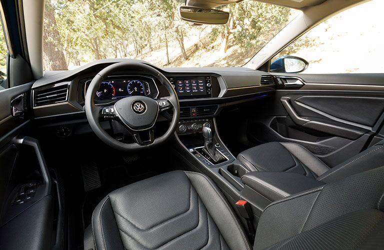 2019 Volkswagen Jetta SEL interior