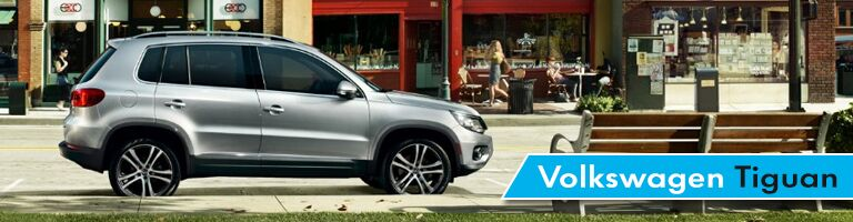 2017 VW Tiguan crossover Oregon City OR