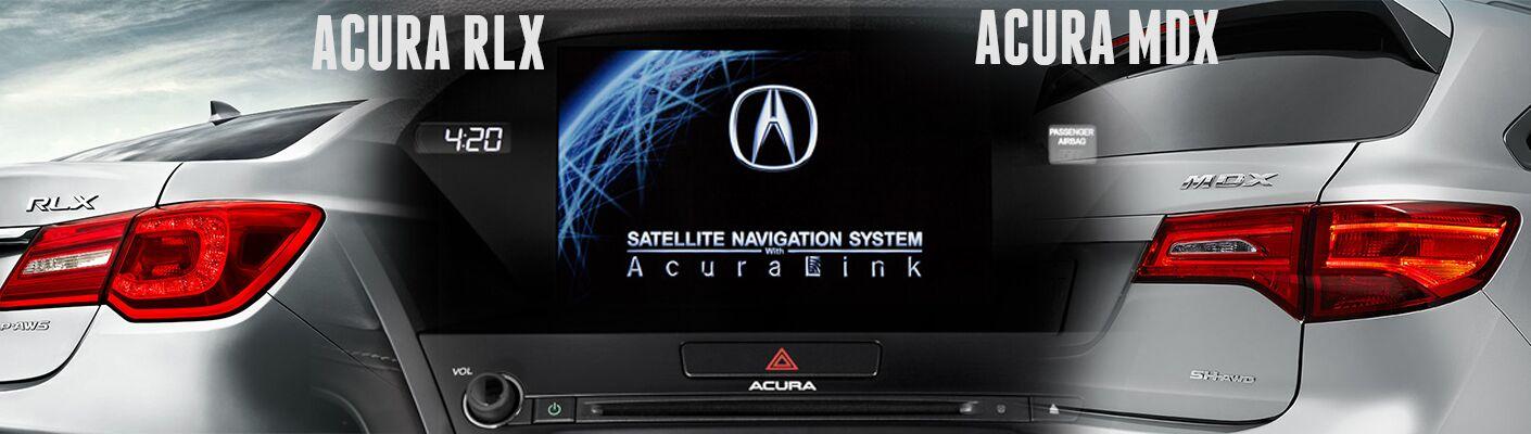 2017AcuraRLX/AcuraLink