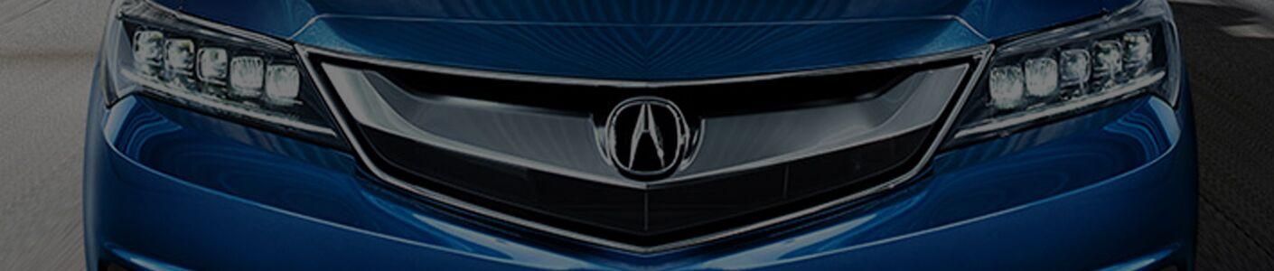 2017_Acura_ILX_blue_grill_emblem_headlights