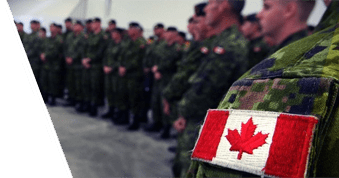 Canadian Armed Forces Discount