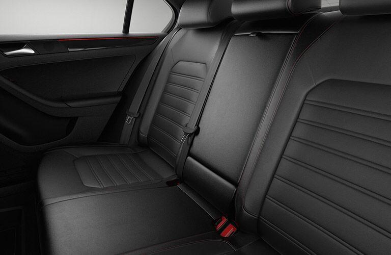 60/40 split rear seats in 2016 VW Jetta