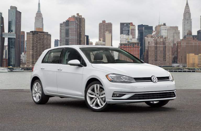 2018 Volkswagen Golf Barre VT