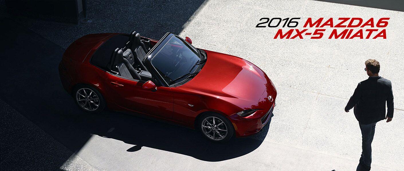 2016 Mazda MX-5 Miata Barre VT