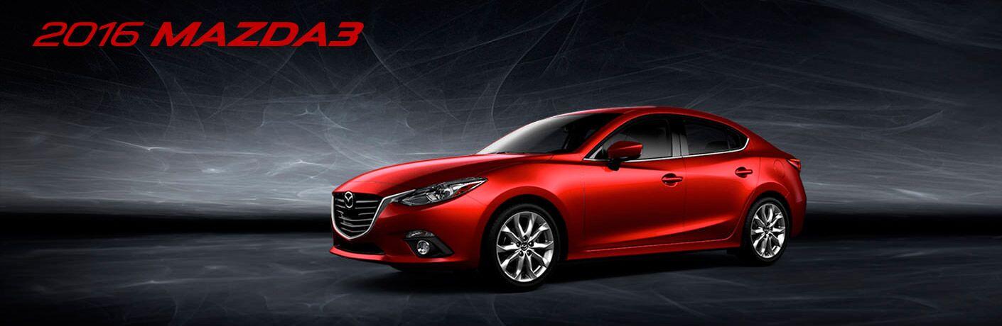 2016 Mazda3 Barre VT