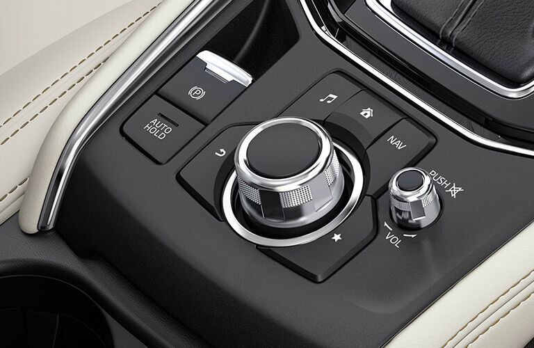 2018 Mazda CX-5 dial and adjustment