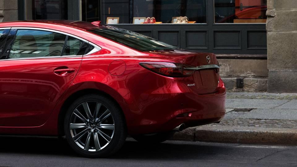 2018 Mazda6 in Barre, VT